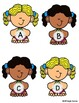Giggly Games Fun in the Sun Alphabet Learning Center with Worksheet