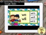 Giggly Games Hot Cocoa Kids Contractions Interactive Game
