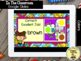 Giggly Games In the Classroom Colors Interactive Puzzle Re