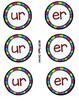 """Giggly Games Marty Moose """"UR"""" or """"ER"""" R Controlled Vowels File Folder Game"""