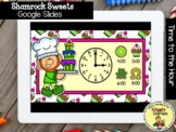 Giggly Games Shamrock Sweets Time to the Hour GOOGLE SLIDE