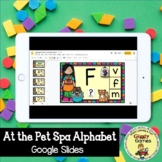 Giggly Games At The Pet Spa Alphabet Lowercase Uppercase G