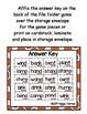Giggly Games The Pumpkin Patch Final Consonant Blends File Folder Game