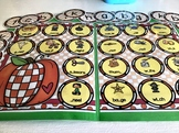 Giggly Games The Pumpkin Patch Silent Consonants File Folder Game