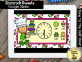 Giggly GamesShamrock Sweets Time to the Half Hour GOOGLE S