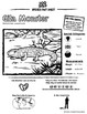 Gila Monster -- 10 Resources -- Coloring Pages, Reading & Activities