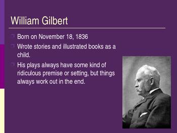 Gilbert and Sullivan: A Modern Major-General