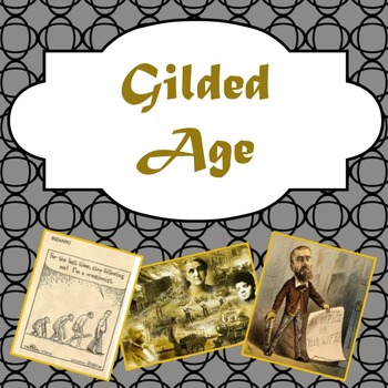Gilded Age PowerPoint