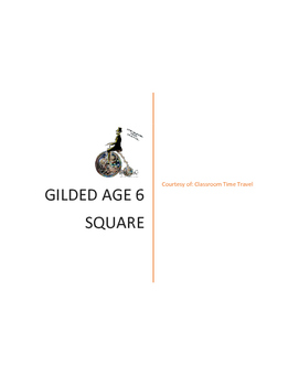 Gilded Age 6 Square