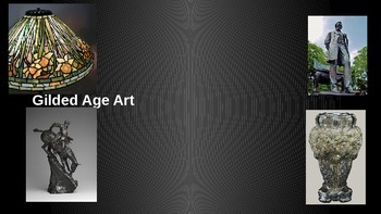 Gilded Age Art