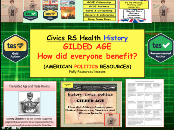 Gilded Age How did African Americans, Native Americans, workers & Women benefit?