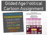 Gilded Age Political Cartoon Assignment