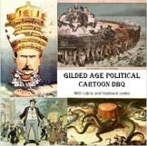 Gilded Age Political Cartoon DBQ