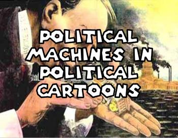 Gilded Age: Political Cartoons