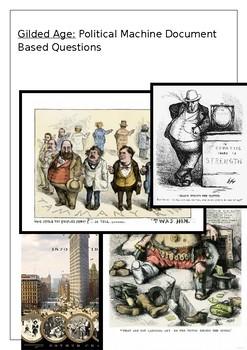 Gilded Age Politics DBQ