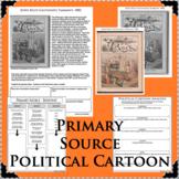 Gilded Age Politics JOHN KELLY DEMOCRATIC Political Cartoon Primary Source