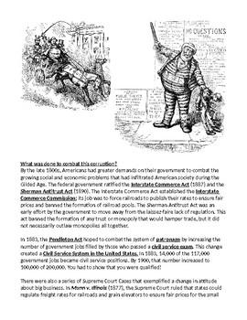Gilded Age Politics Tammany Hall