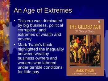 Gilded Age Preview