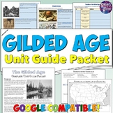 Gilded Age Study Guide and Unit Packet