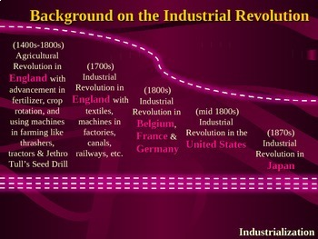 Gilded Age (U.S. Industrial Revolution) ALL 7 PARTS of epic 176-slide PPT