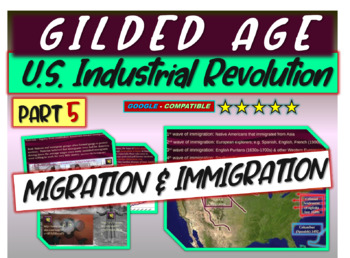 Gilded Age (U.S. Industrial Revolution) PART 5 of epic 176