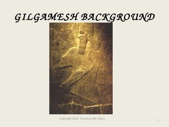 Gilgamesh Background Presentation