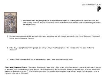 Gilgamesh Teaching Unit