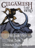 Gilgamesh the Hero Mid/Final Book Test and Project
