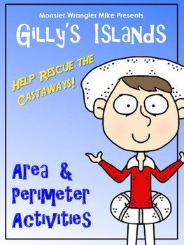 Gilly's Islands: Area and Perimeter Activities