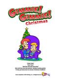 Gimmie Gimmie Christmas Card Game