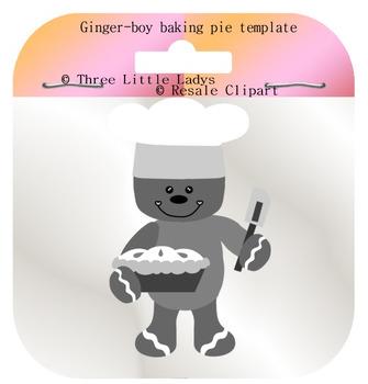 Ginger-Boy Baking