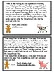 Gingerbread Man ELA Task Cards and Writing Prompts