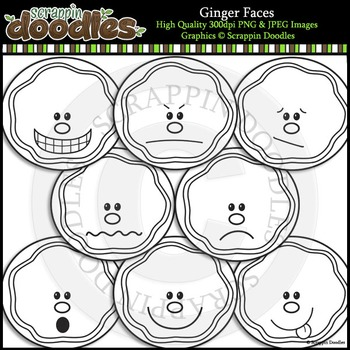 Ginger Faces