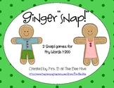 """Ginger""""Snap!"""": Two Snap! Games For Fry Sight Words 1-200"""
