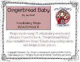 Gingerbread Baby- BOARDMAKER Bingo Game