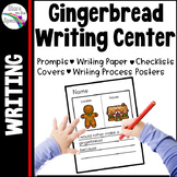 Gingerbread Man Activities - Writing K