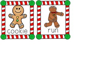 Gingerbread ABC Order