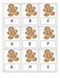 Gingerbread ABC