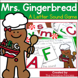 Gingerbread Activities: Letter Sounds Practice