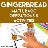 Gingerbread - Activities & Math