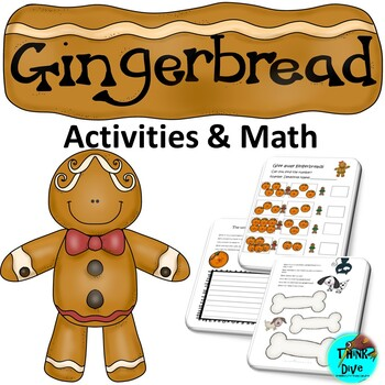 Gingerbread - Activities & Math