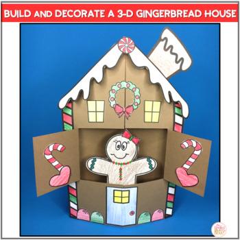 Gingerbread Activities - Writing  & Craft
