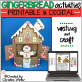 Gingerbread Activities - Writing  & Craft