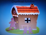 Gingerbread Activities (must have Easiteach Next Generation software)