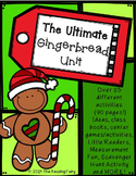 Gingerbread Activity Unit: Math and Literacy