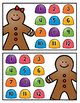 Gingerbread Add or Subtract? Roll and Choose