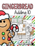 Gingerbread Adding 10