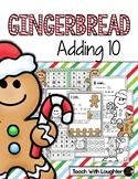Gingerbread Adding 10