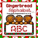 Gingerbread Alphabet!