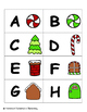 Gingerbread Alphabet! Letter and Sound Recognition Game